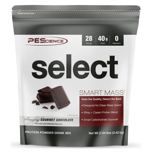 PEScience Protein Powders Amazing Gourmet Chocolate PEScience Select Smart Mass 28 Servings (1740789514284)