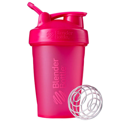 Sundesa Sports Nutrition & More Pink Sundesa Blender Bottle 20 Oz