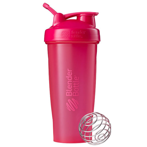 Sundesa Sports Nutrition & More Sundesa Blender Bottle Pink 28 Oz (582589448236)