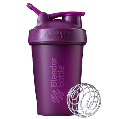 Sundesa Sports Nutrition & More Plum Sundesa Blender Bottle 20 Oz