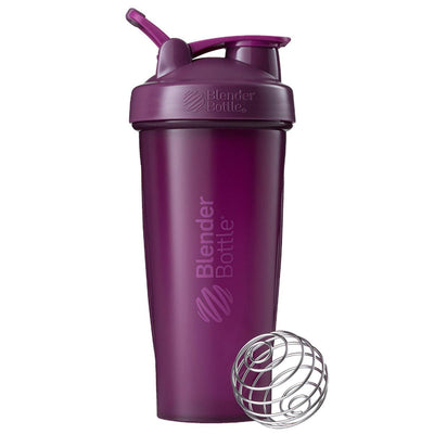 Sundesa Sports Nutrition & More Plum Sundesa Blender Bottle 28 Oz (580965105708)