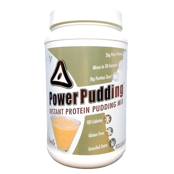 Body Nutrition Sports Nutrition & More Vanilla Caramel Body Nutrition Power Pudding 2.75 Lbs (581952208940)