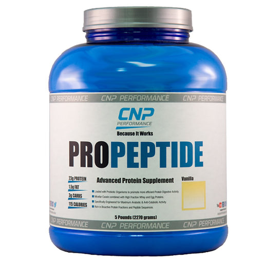 CNP Professional Sports Nutrition & More Chocolate Malt CNP Professional Pro Peptide 5 Lbs (580676288556)