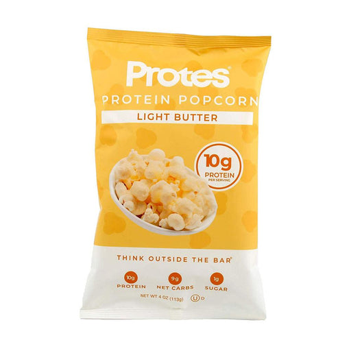 PROTES Foods Juices Light Butter Protes Protein Popcorn 24/Box 1.4oz Bags (1865111240748)