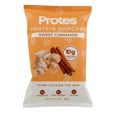Protes Protein Popcorn Sweet Cinnamon 24/Box 1.4oz Bags (1865111240748)