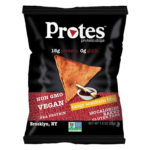 PROTES Foods Juices Spicy Chili Lime Protes Protein Chips 24/Box 1oz Bags (1700685414444)