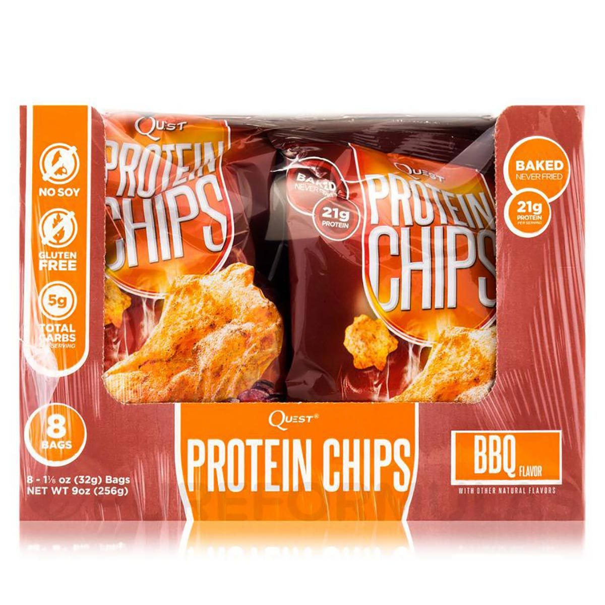 eb0040207ef6c Quest Nutrition Quest Protein Chips 8/Box