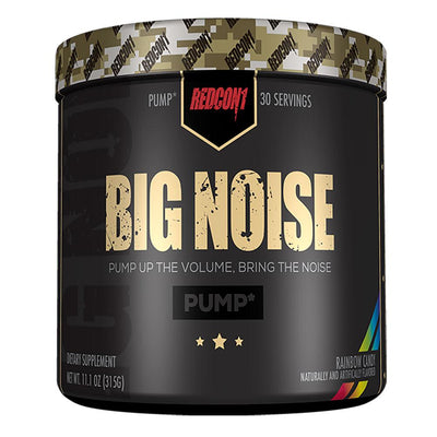 Redcon 1 Sports Nutrition & More Rainbow Candy Big Noise 30 Servings (582581485612)