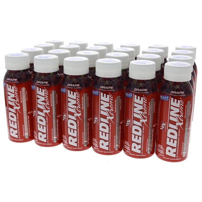 VPX Sports Nutrition & More Grape VPX Redline Extreme RTD 24/Case (580862476332)