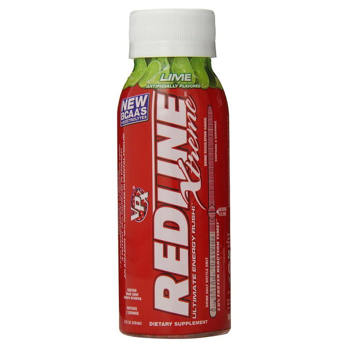 VPX Sports Nutrition & More Lime VPX Redline Extreme RTD 24/Case (580862476332)