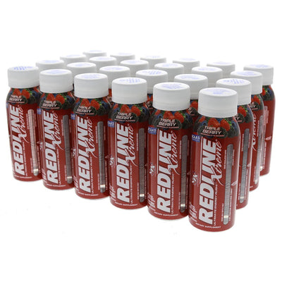 VPX Sports Nutrition & More Triple Berry VPX Redline Extreme RTD 24/Case (580862476332)