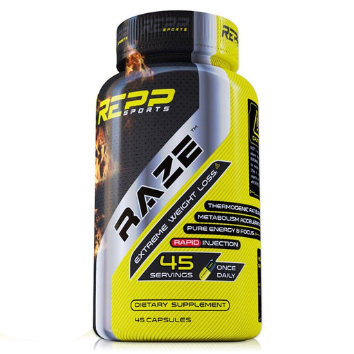 REPP SPORTS Fat Burner Default REPP Sports Raze 45 Caps (1753079480364)