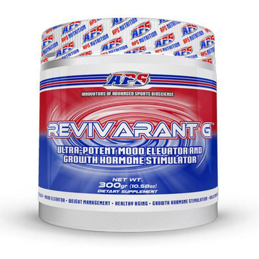 APS Nutrition Sports Nutrition & More APS Nutrition Revivarant G Fruit Punch 300 Grams (581538283564)