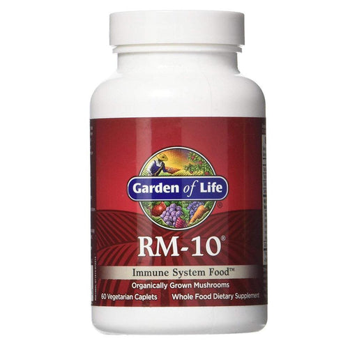 Garden of Life Specialty Health Products Default Garden Of Life RM-10 60C (1787986346028)