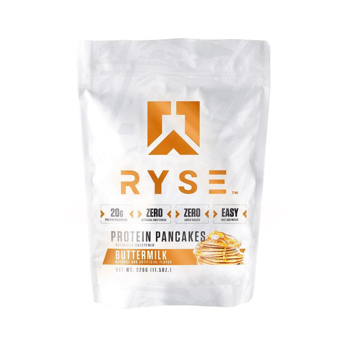 Ryse Supplements Foods & - Juices Ryse Supplements Buttermilk Pancake Mix 6 Servings (4471617552499)