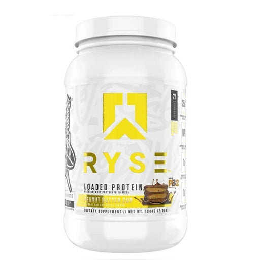 Ryse Supplements Protein Powders Chocolate Peanut Butter Cup Ryse Supplements Loaded Protein 2lb (4471612211315)