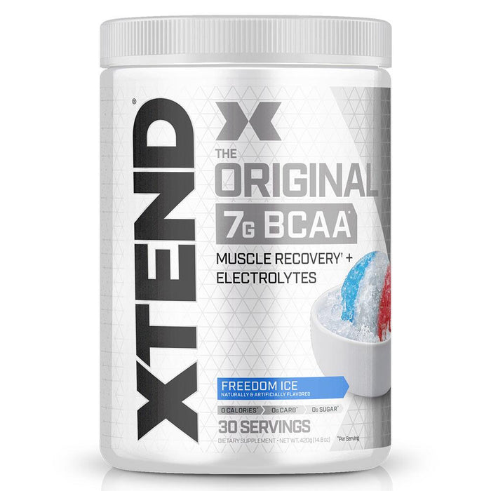 Scivation Sports Nutrition & More Freedom Ice Scivation Xtend 30 Servings (580813717548)