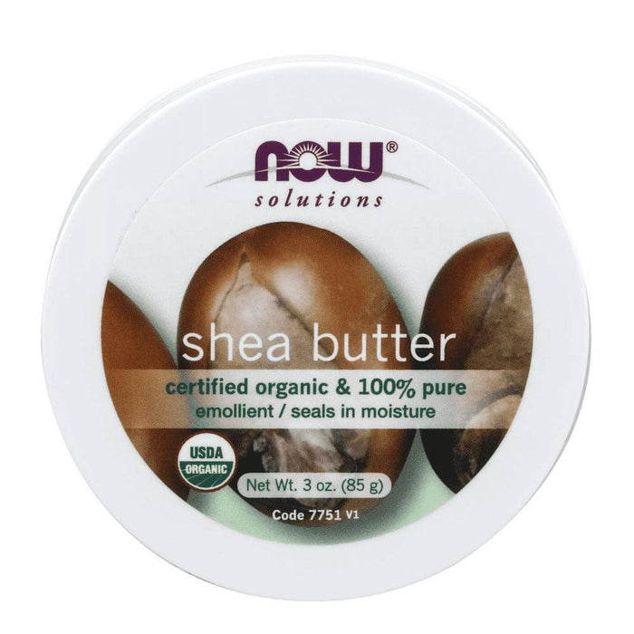 Now Foods Personal Care& - Hygeine Now Foods Shea Butter 3oz (4512341164147)