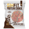 Sinister Labs Sinfit Cookies 10/Box Birthday Cake