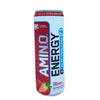 Optimum Nutrition Amino Energy + Electrolytes RTD 12/Case Juicy Strawberry (1778522521644)