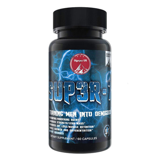 Olympus Labs Sports Nutrition & More Default Olympus Labs Sup3r-7 60 Tabs (1410040332332)