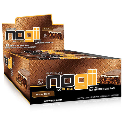 NoGii Sports Nutrition & More Cookies & Creme NoGii Super Protein Bar 12/Box (582109790252)