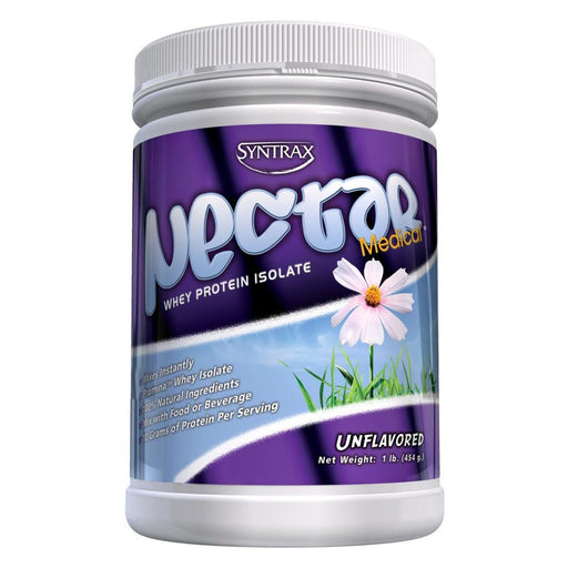 Syntrax Sports Nutrition & More Syntrax Nectar Medical Unflavored 1 Lb (580935024684)
