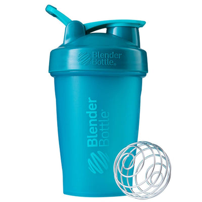 Sundesa Sports Nutrition & More Teal Sundesa Blender Bottle 20 Oz