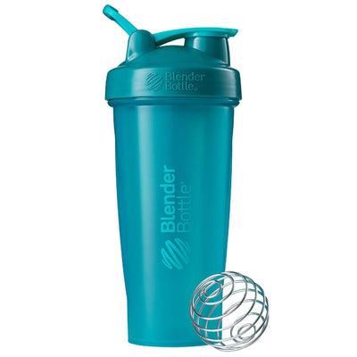 Sundesa Sports Nutrition & More Teal Sundesa Blender Bottle 28 Oz (580965105708)