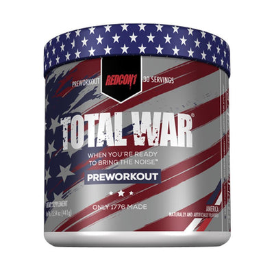 Redcon 1 Sports Nutrition & More America Redcon1 Total War 30 Servings (582580305964)