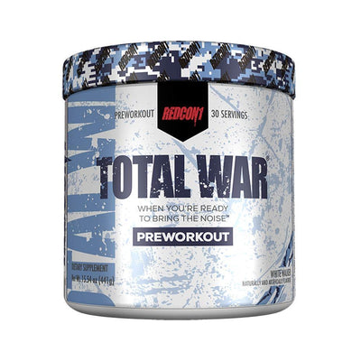 Redcon 1 Sports Nutrition & More White Walker Redcon1 Total War 30 Servings (582580305964)