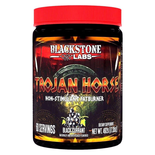 Blackstone Labs Fat Burner Black Currant Blackstone Labs Trojan Horse 60 Servings (582443991084)