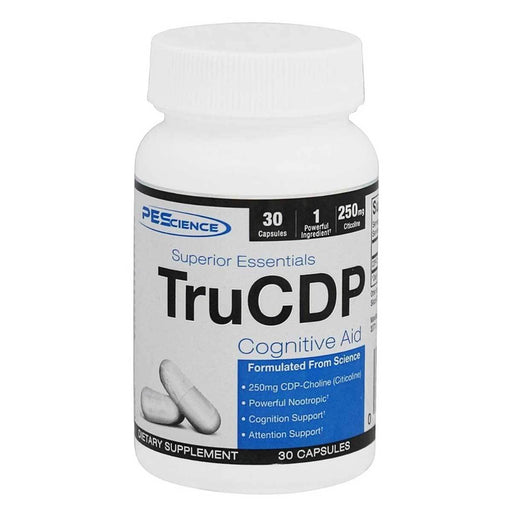 PEScience Sports Nutrition & More PEScience TruCDP 30 Caps (582456246316)