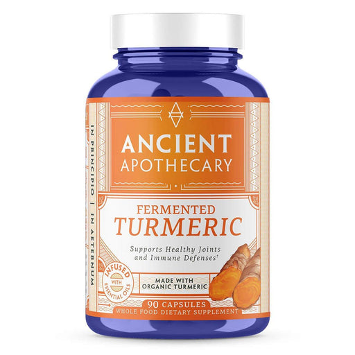 Ancient Apothecary Specialty Health Products Default Ancient Apothecary Turmeric 90 Capsules (911027863596)