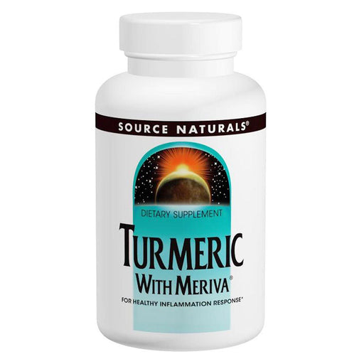 Source Naturals Source Naturals Turmeric w/Meriva 500mg 120 Caps (582139838508)