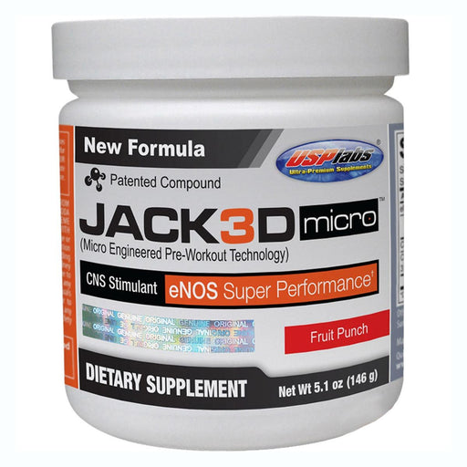 USPLABS Sports Nutrition & More USPLABS Jack3d Micro Supplement 40 Servings (581454528556)