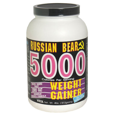 Vitol Sports Nutrition & More Vanilla Vitol Russian Bear 4 Lbs (581633998892)