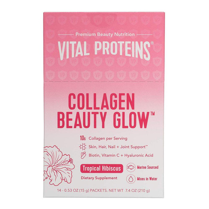 Vital Proteins Beauty Collagen 14 Packets (4327861911667)