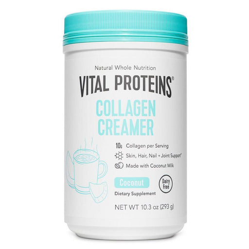 Vital Proteins Collagen Creamer 12 Servings Coconut (4327850934387)