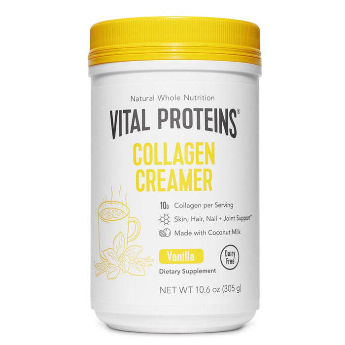 Vital Proteins Collagen Creamer 12 Servings Vanilla (4327850934387)
