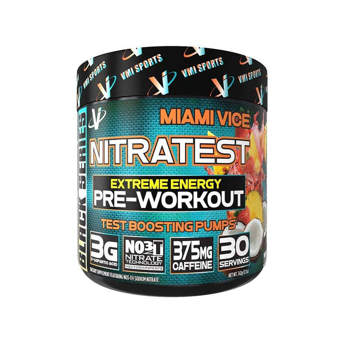 VMI Sports Nitratest 30/Servings Miami Vice (4375824531571)