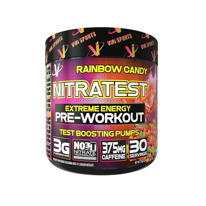 VMI Sports Pre-Workouts Rainbow Candy VMI Sports Nitratest 30/Servings (4375824531571)