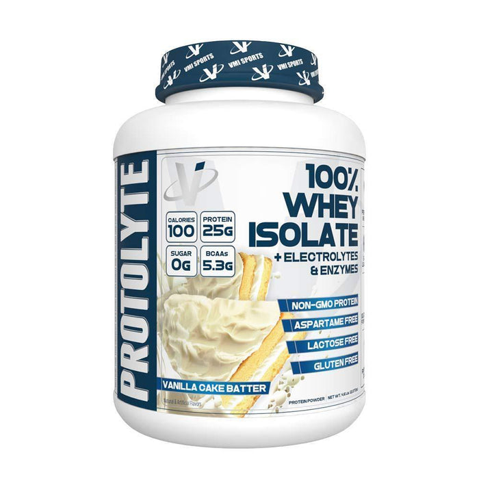 VMI Sports Protein Powders VMI Protolyte 100% Whey Isolate 70/Servings (4375825219699)