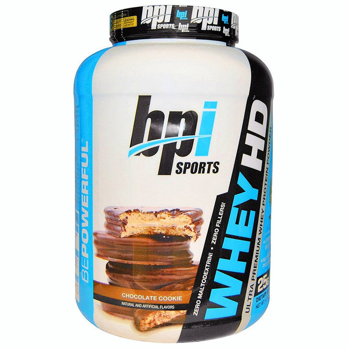 Bpi Sports Nutrition & More Chocolate Cookie Bpi Whey-HD 4.98 Lbs (581969084460)