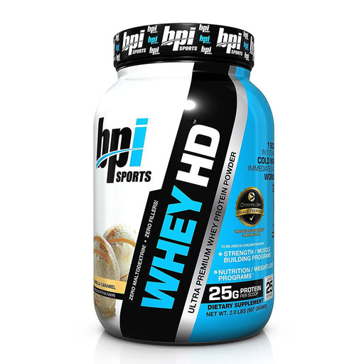Bpi Sports Nutrition & More Chocolate Cookie Bpi Whey-HD 2 Lbs (581969281068)