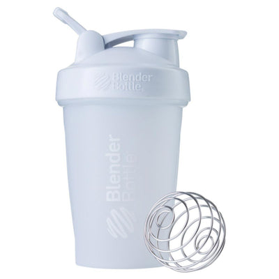 Sundesa Sports Nutrition & More White Sundesa Blender Bottle 20 Oz