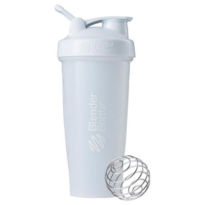 Sundesa Sports Nutrition & More White Sundesa Blender Bottle 28 Oz (580965105708)