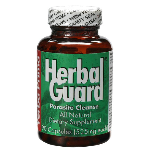 Yerba Prima Specialty Health Products Default Yerba Prima Herbal Guard 90C (1765293654060)