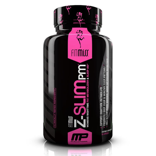 FitMiss Sports Nutrition & More FitMiss Z-Slim PM 60 Caps (582331858988)