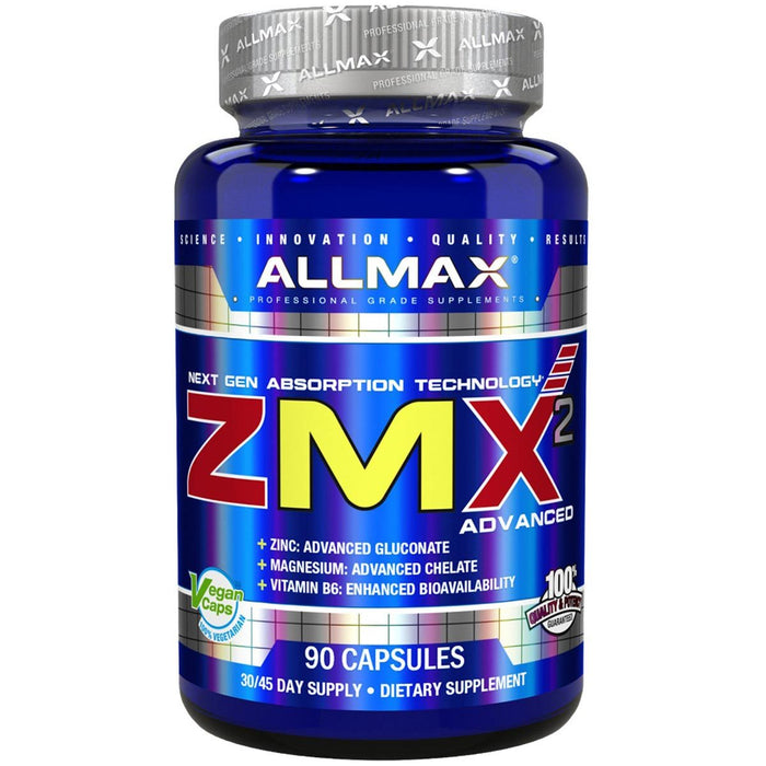 Allmax Nutrition Sports Nutrition & More Allmax Nutrition ZMX2 Advanced 90 Caps (581226528812)